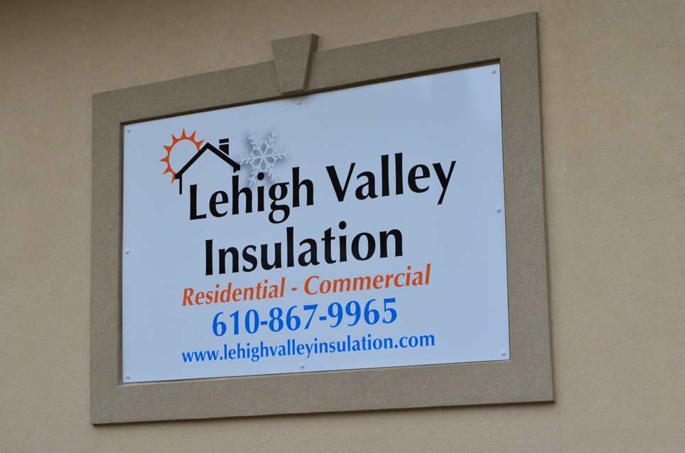 Lehigh Valley Insulation logo