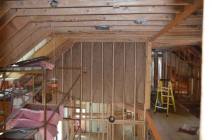 insulated walls