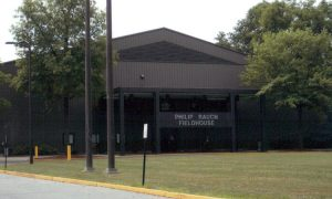 Philip Rauch Fieldhouse