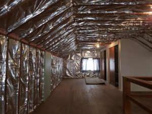 insulated interior