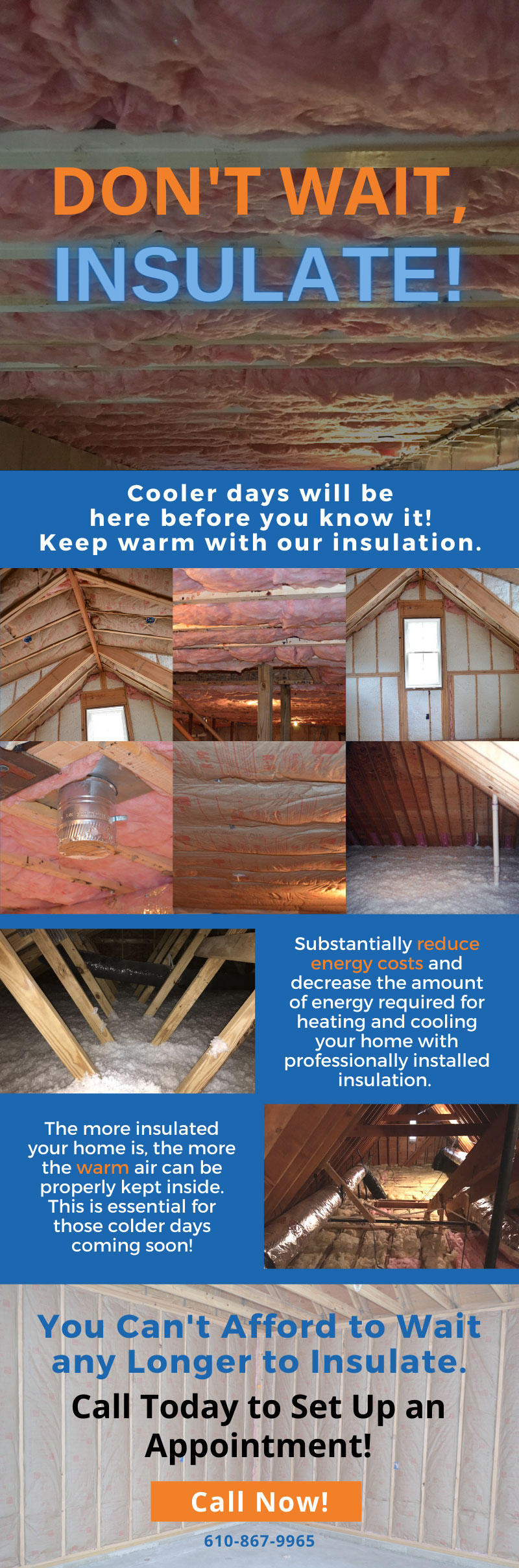 Don't Wait, Insulate! 🏠 1